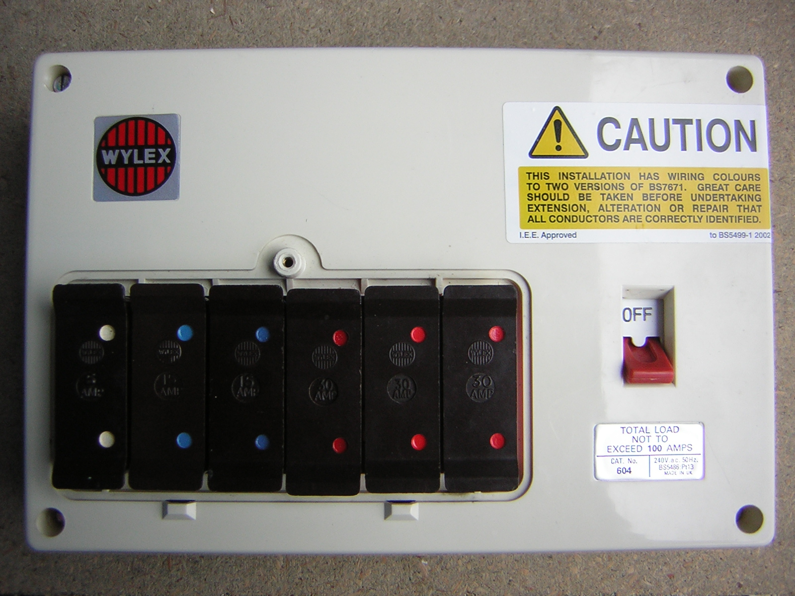 wylex fuse box fav wiring diagram Circuit Breaker Box